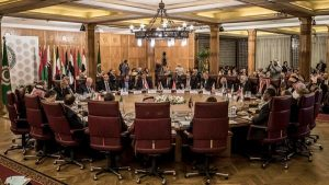 Arab League rejects Trump's Middle East plan: Statement