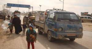 Russia's conflicting actions lead to humanitarian catastrophe in Idlib