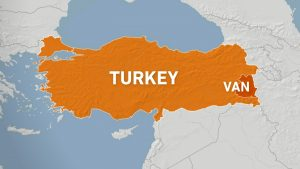 Several dead in Turkey after earthquake hits Iran border area