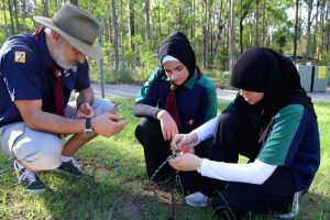 Queensland First Muslim Scout Group Empowers Youth
