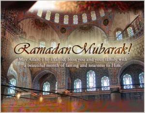 Ramadan: the Greatest Opportunity
