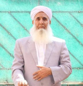 Ml. Muhyiddin Baluchistani Passed away