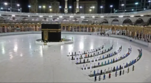 Saudi Arabia's Grand Mosque closed to worshippers on Arafat, Eid