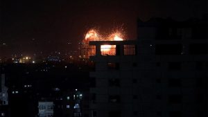 Israel launches more attacks on Gaza