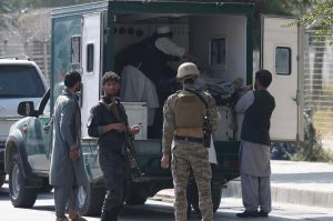 10 killed as roadside bomb attack targets Afghanistan vice president