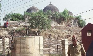 Advani, Joshi to skip Babri Masjid demolition verdict