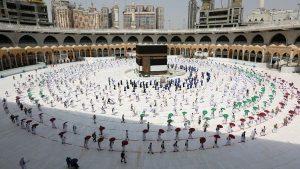 Saudi Arabia allows Umrah gradually from October 4