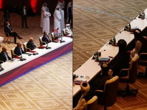 Historic Afghanistan peace talks formally open in Qatar