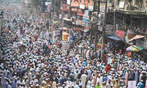 Huge rally in Bangladesh as backlash against Macron widens