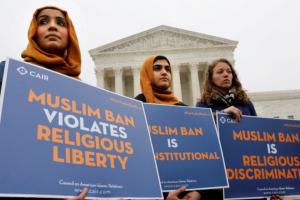 US 'Muslim ban' set to end 'on day one' of Biden presidency