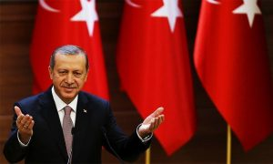 Erdogan says Turkey would like better ties with Israel, but terms its Palestine policy 'unacceptable'