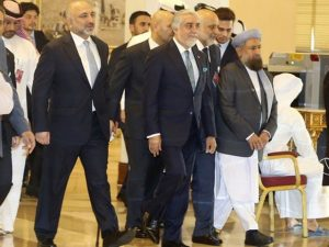 Afghan rivals set to resume talks in Doha amid surge in violence