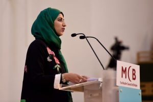 Muslim Council of Britain appoints 1st female head