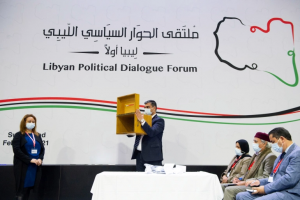 Libya's tortuous path towards a constitution and elections