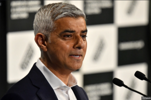 Sadiq Khan re-elected for second term as London mayor