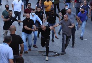 Palestinians protest against Mahmoud Abbas after activist's death