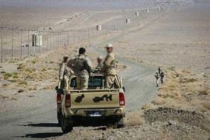 شهادت 8 مرزبان ایران در نزدیکی مرز پاکستان