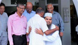 دولت سنگاپور یک امام جمعه را از این کشور اخراج کرد