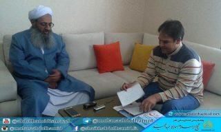 گفتوگوی روزنامه «ایران» با مولانا عبدالحمید