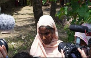 نخستین گروه رسانهای وارد مناطق مسلماننشین میانمار شد