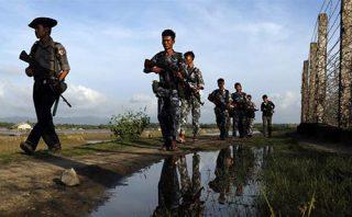 نیروهای میانمار مسلمانان روهینگیا را به گلوله بستند/92 کشته از جمعه تاکنون