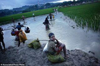 آنگ سوچی از مسلمانان روهینگیا حمایت نکرده است