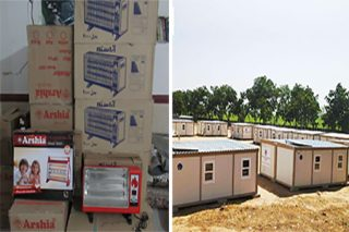 «کمکهای نقدی»، «کانکس» و «وسایل گرمایشی»؛ مهمترین نیازهای زلزلهزدگان