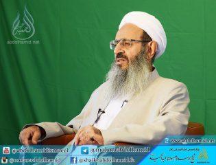 اظهار نگرانی مولانا عبدالحمید از ایجاد محدودیت برای بعضی از مدارس دینی اهلسنت