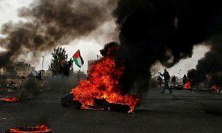 35 زخمی در درگیریهای چهارمین «جمعه خشم» در فلسطین