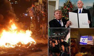 جهان یکصدا اقدام یکجانبه ترامپ را محکوم کرد