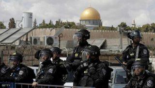 تشدید اقدامهای امنیتی اسرائیل در قدس