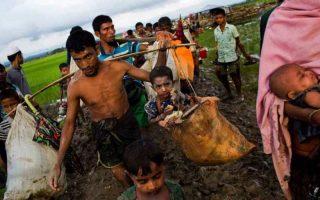 ۲۰۱۷؛ بدترین سال روهینگیاییها