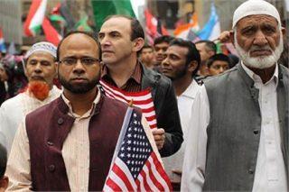 مسلمانان آمریکا اقدام ضداسلامی ترامپ را محکوم کردند