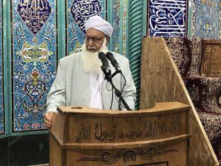 مغرضان و خَنّاسان سخنان مولانا عبدالحمید را تحریف کردند