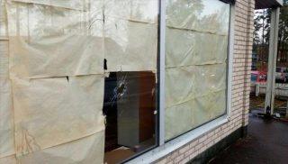 مهاجمان ناشناس به مسجدی در جنوب سوئد حمله کردند