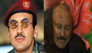 علی عبدالله صالح کشته شد/ پسر جانشین پدر میشود