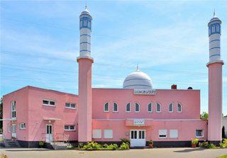 ممنوعیت پخش اذان در یکی از مساجد آلمان!