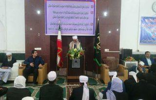انتقاد مولانا فاضلی از پلمب نمازخانههای اهلسنت در مشهد
