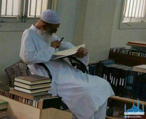مولانا عبدالحلیم چشتی حفظهالله در یک نگاه