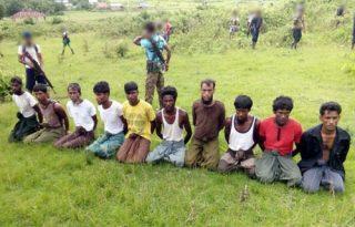بحران روهینگیا: 'خبرنگاران بازداشتی رویترز دربارۀ کشتار مسلمانان تحقیق میکردند'