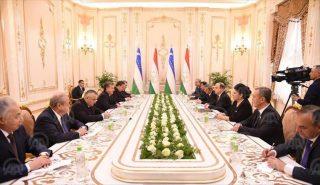 گشایش فصل جدید در روابط ازبکستان و تاجیکستان