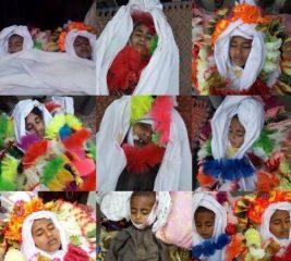 عروج فرشتههای دیار افغان به آسمان