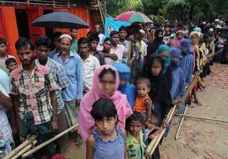 مسلمانان روهینگیا به سازمان ملل: میخواهیم در امنیت برگردیم