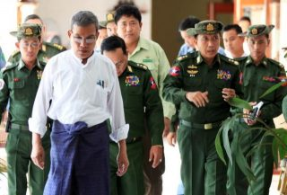 ۱۳ مقام ارتش و پلیس میانمار متهم به جنایت علیه قوم روهینگیا