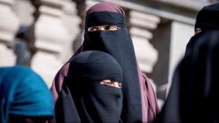 اعتراض به ممنوعیت «برقع» برای زنان در دانمارک