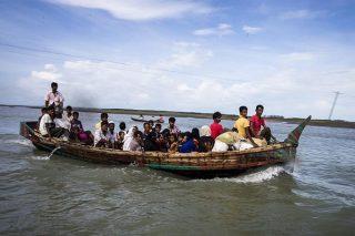 حذف فیزیکی تحصیلکردگان مسلمانان توسط ارتش میانمار