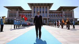 آغاز نظام ریاستجمهوری در ترکیه