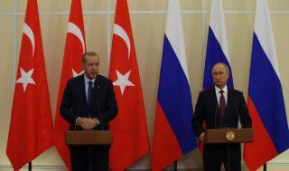 توافق ترکیه و روسیه در خصوص ادلب