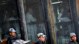تایید حکم اعدام و حبس صدها نفر از هوادارن اخوانالمسلمین در مصر