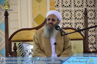 از تخریب مساجد و معابد ادیان خودداری شود